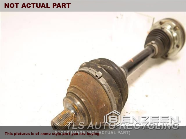 2013 Volkswagen CC VOLKS Axle Shaft. LH,FRONT AXLE, 2.0L, AT, L.