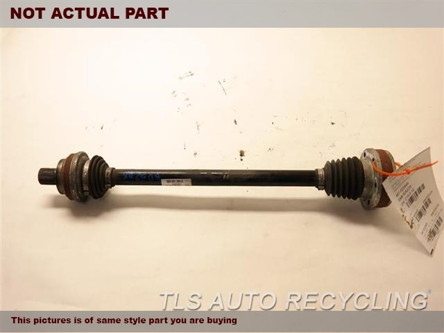 RH,AXLE SHAFT, REAR AXLE, R.