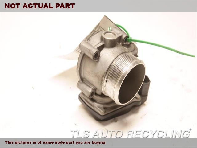 THROTTLE BODY ASSEMBLY, 2.0L, GASOL