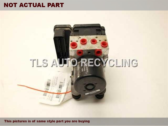 2009 Volkswagen TOUAREG Abs Pump. 7L0614517CBEF       ANTI LOCK BRAKE ABS PUMP