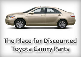 The Sum of Its Parts: TLS Auto Recycling The Place for Toyota Camry Parts