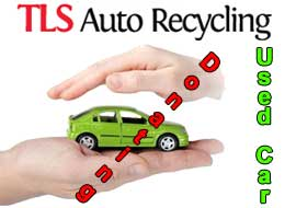 Begin at Home by Donating a Used Car: Go Green with TLS Auto Recycling